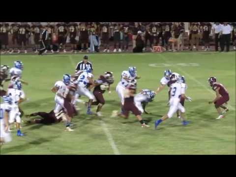2016 Port Isabel vs La Feria game highlights