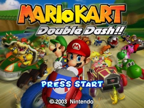 GameCube Longplay [005] Mario Kart: Double Dash!!