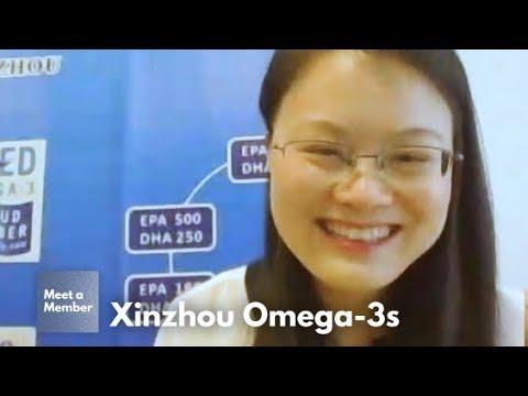Meet Anhui Xinzhou Marine Biological Products (Xinzhou Omega-3s)