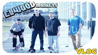 Wir Sind Wieder da?! #01 Vlog | 15 Jahre Treffen in lörick | Skateboarding | Elwood Monkey's