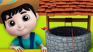 Jack und Jill gingen den Hügel hinauf | Lieder für Kinder | Kinderreime | Jack And Jill Rhymes