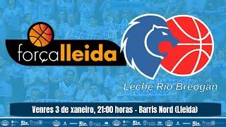 Video Diego Epifanio previa ICG Força Lleida - Leche Río Breogán