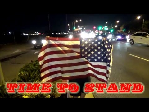 Buena Park Police Department DUI and Driver's License Checkpoint August 19th 2016 Part 1