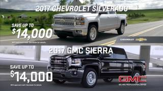 President's Day Sale (A) | Preferred Chevrolet Buick GMC