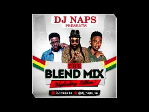 Reggae DJ NAPS - SKYLARKING MIX reggae 2019 , onedrops (RIDDIMS) 0723229325