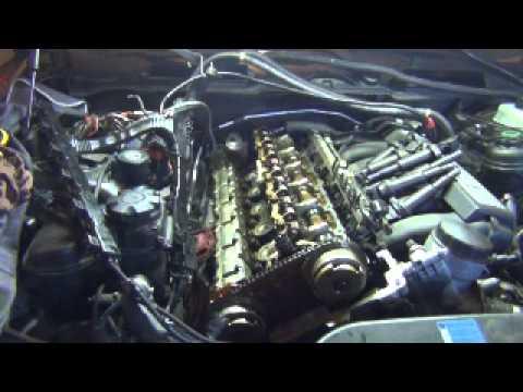 BMW 3 Series E90 Valve Cover And Eccentric Shaft Sensor DIY Fault Code 2a31 2a47