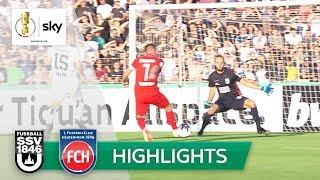 SSV Ulm - 1. FC Heidenheim 0:2 | Highlights - DFB-Pokal 2019/20 | 1. Runde