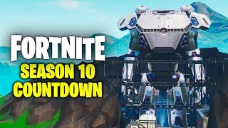 NEW COUNTDOWN FOR THE EVENT HAPPENING RIGHT NOW! FORTNITE SEASON 10
