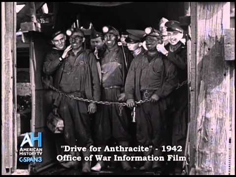 "Reel America: WWII Homefront Films - ""Drive for Anthracite"" - 1942"