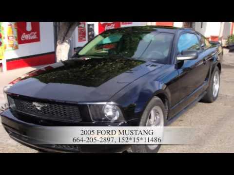 Autos Tijuana 04 junio - YouTube