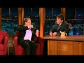 Late Late Show with Craig Ferguson 9/29/2009 James Spader, Cathy Ladman, Laura Izibor