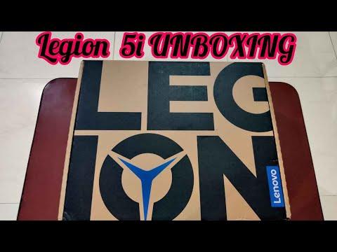 Lenovo Legion 5i 15.6 inch Gaming Laptop | UNBOXING & HANDS ON