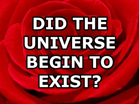 Did the Universe Begin to Exist?