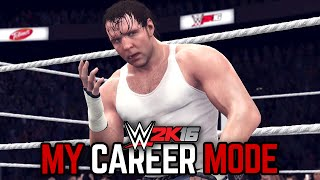 "WWE 2K16 My Career Mode - Ep. 36 - ""FRIEND OR FOE?!!"" [WWE MyCareer PS4/XBOX ONE/NEXT GEN Part 36]"