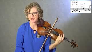 Czardas By V. Monti Violin Tutorial (Eng And SP Subtitles)
