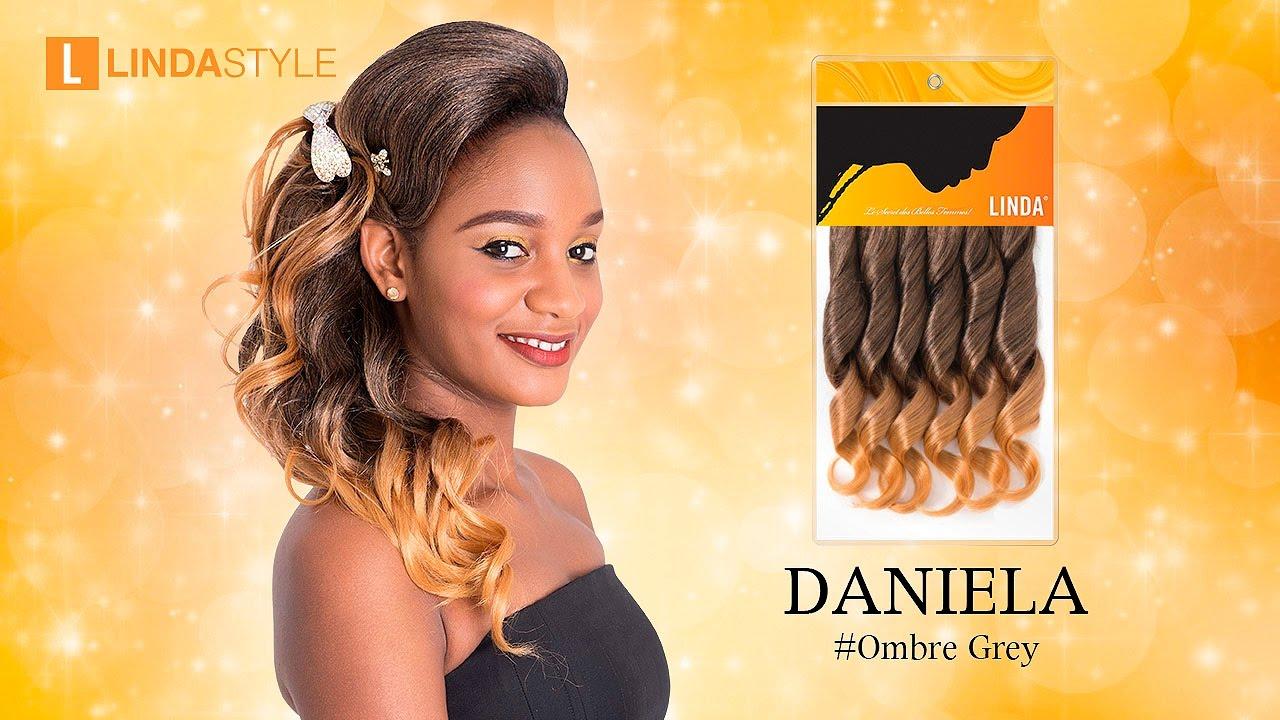 Greffage Daniela Ombre Gold Youtube