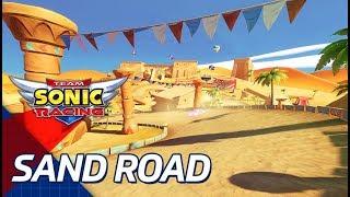 『チームソニックレーシング』のBGMをご紹介! 第4回は「Sand Road(サ...