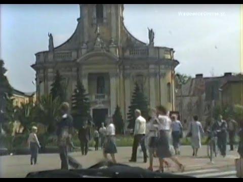 Wadowice 10 sierpnia 1989 roku