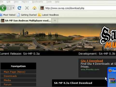 How To Create A SAMP Server