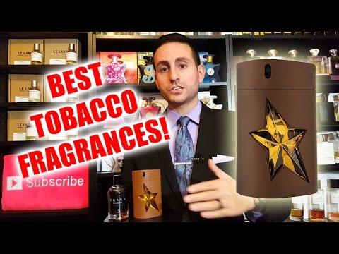 Top 10 Best Tobacco Fragrances / Colognes 2016!