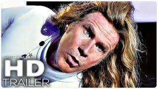 EUROVISION SONG CONTEST Official Trailer (2020) Will Ferrell, The Story Of Fire Saga Movie HD