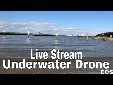 Underwater Drone W/ 4K Camera | Live Stream  | Power Vision PowerRay Wizard