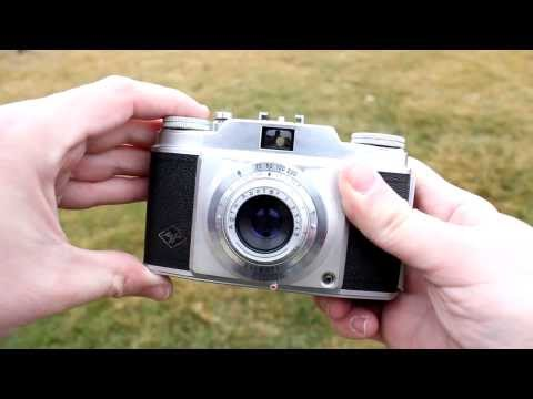 Agfa Silette Vintage Camera Review - Camera Clubhouse