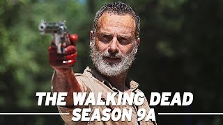 The Walking Dead: Season 9A Full Recap! - The Skybound Rundown
