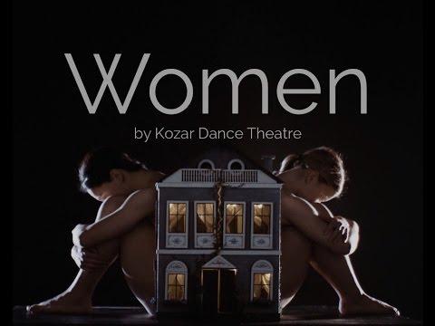 Women - creative dance video story by Kozar Dance Theatre