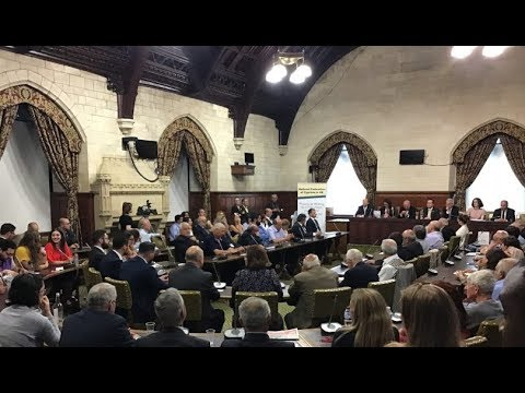 House of Commons  Lobby  Εθνική Κυπριακή Ομοσπονδία 10.7.18 CYPRUS: PROSPECTS FOR A SOLUTION