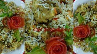 कच्चा गोश्त की दम बिरयानी रेसिपी   mutton dum biryani recipe