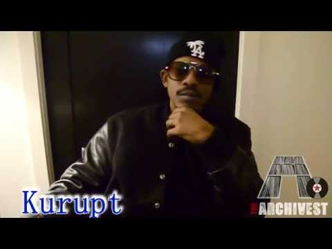 Exclusive Interview with Kurupt Finest of MC's
