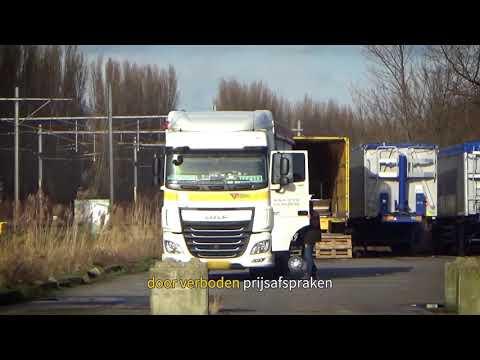 Truckkartel-karaoke met Henk Wijngaard