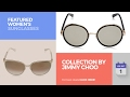 Collection By Jimmy Choo Featured Women's Sunglasses