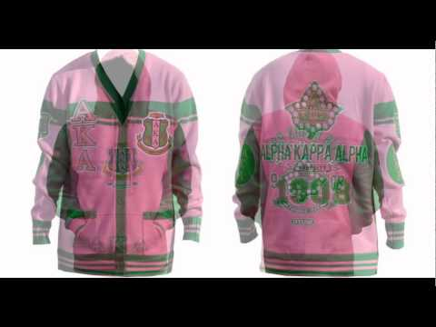 ALPHA KAPPA ALPHA-AKA CLOTHES