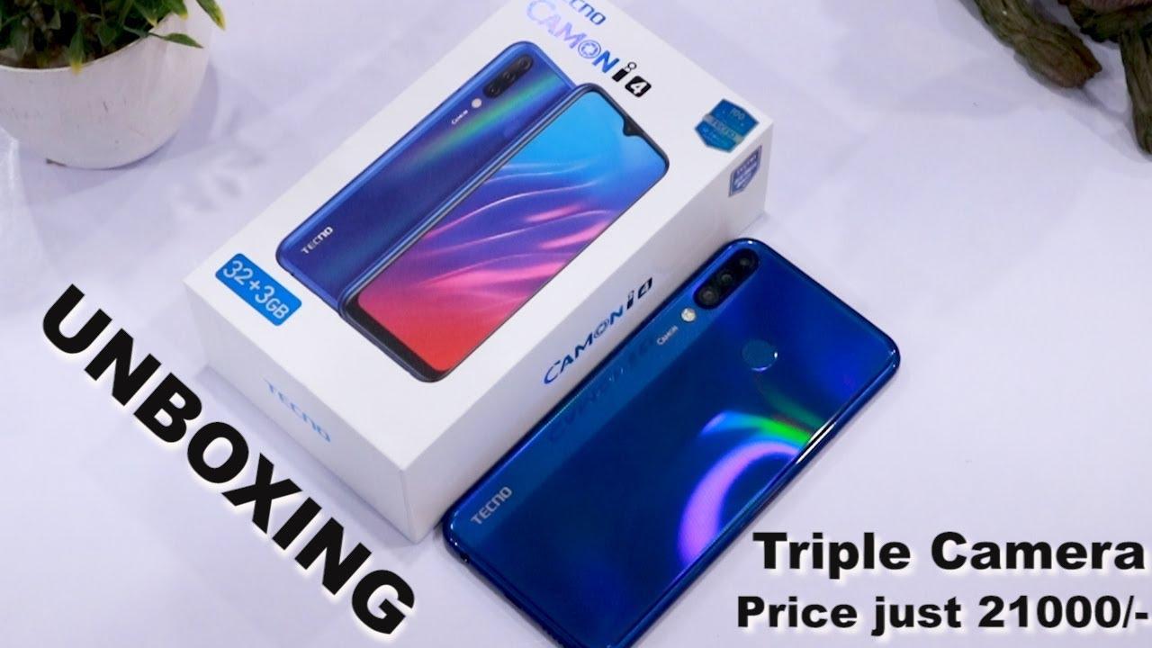 Tecno Camon i4 Price Pakistan, Mobile Specification