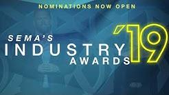 SEMA's Industry Awards 2019