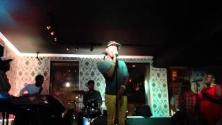 Durand Bernarr - Bag Lady/Kiss Me On My Neck LIVE @ Thursday Bliss 4.18.13