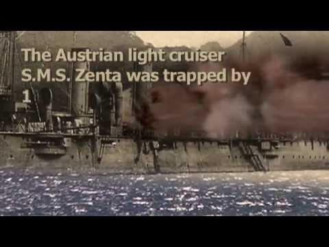 """S.M.S. Zenta""  WRECK DIVING Adriatic Sea"