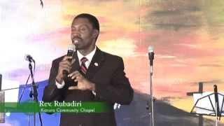 Rev. Rubadiri - Giving Best to God (Part I)