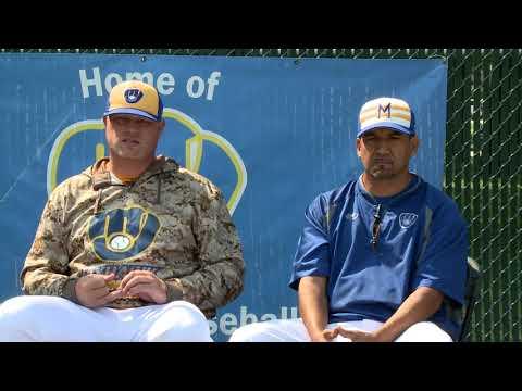 Baseball Interview 9-10-2017
