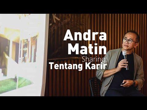 ATN#45 (Arsitek Tanpa Nama) - Andra Matin Sharing, Bali