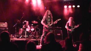 Nekromantheon - Embrace the Oracle, Live @ Byscenen Haugesund 11.02.12