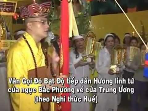 Giải Oan Bạt Độ: Văn đưa đò (Nghi Huế)