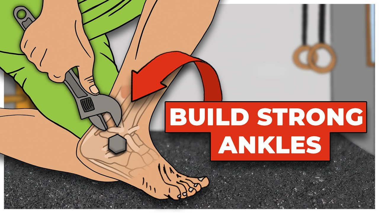 The 6 Best Ankle Strengthening Exercises