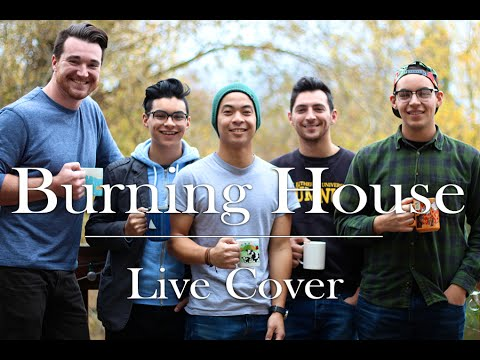 Burning House - Serino Bros. & Nathan Hale (Live Cover)