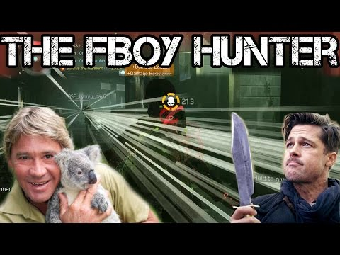 THE FBOY HUNTER...How to attract a Fboy! 😉 HILARIOUS!!! - The Division
