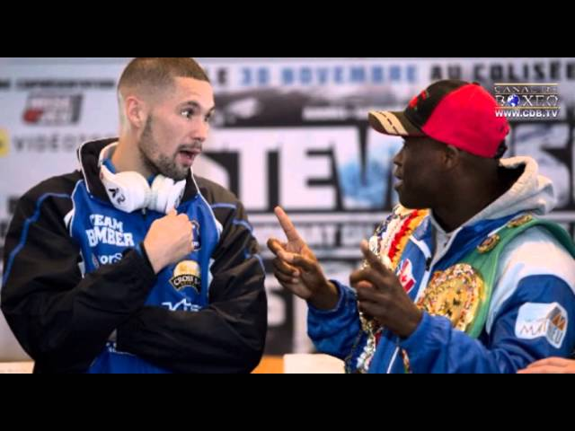 Pronóstico Adonis Stevenson vs Tony Bellew #1
