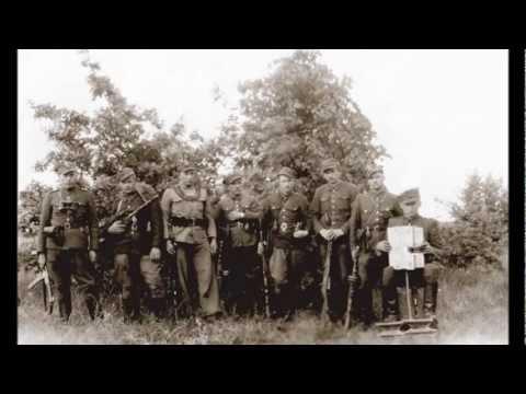 Wieczór Pamięci - Pieśń Partyzancka NSZ (Lukasyno, Egon, Bynio- gitara)