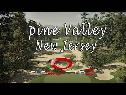 The Golf Club 2 - Pine Valley New Jersey (RCR)